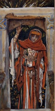 Mary Magdalene Before Her Conversion 1894