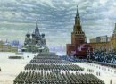 Military Parade In Red Square 7Th November 1941 1941