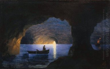 Azure Grotto Naples 1841