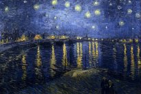 The Starry Night 1888 2