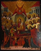 Icon Dormition of Virgin_Mary