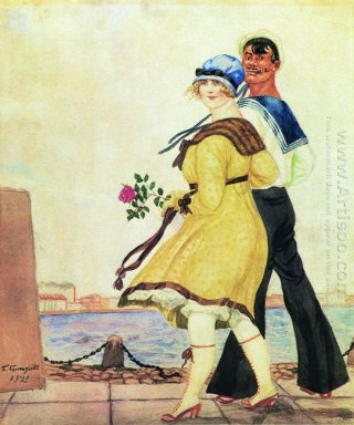 Sailor And His Girl 1921