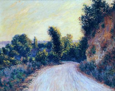 Road Near Giverny