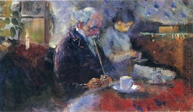 At The Coffee Table 1883