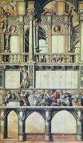 Design For The Facade Decoration Of The Dance House In Basel 152