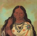 Kei-a-gis-gis, a woman of the Plains Ojibwa