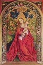 Madonna Of The Rose Bower 1473
