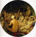 The Turkish Bath 1863