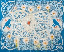 Blue Birds (Lace Series)