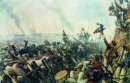 The End Of Borodino Battle 1900