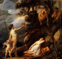 Bacchus And Ariadne 1648
