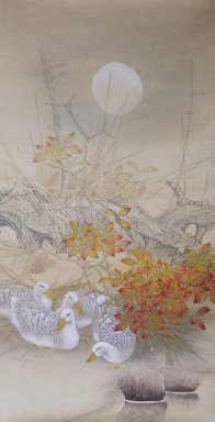 Duck - Chinese Painting