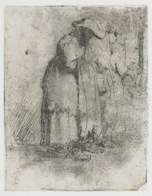 Beggar Man And Woman 1628