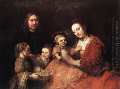 Family Group 1666-68