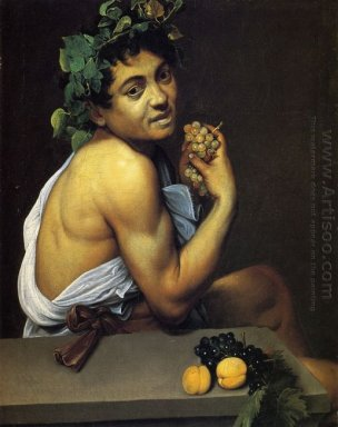 Young Sick Bacchus