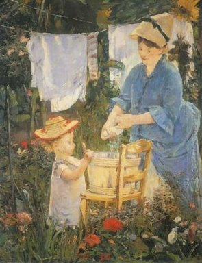 the laundry 1875