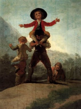 Playing At Giants 1792