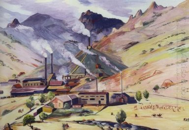 Alaverdi Copper Chemical Complex 1937