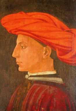 Portrait Of A Young Man 1425