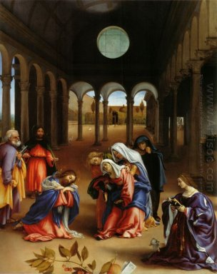 Christ S Farewell To Mary 1521