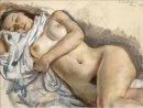 Sleeping Nude 1932
