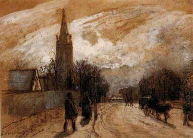 study for all saints church upper norwood 1871