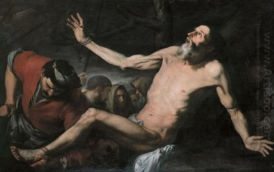 St Bartholomew Almost In Agony 1632