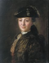 Portrait of an Unknown Man in a Cocked Hat