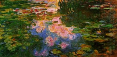 Water Lily Pond 1919 3
