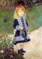 Girl With A Watering Can 1876