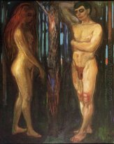 Adam And Eve 1918