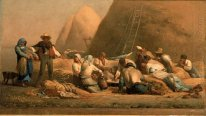 Harvesters Resting 1853