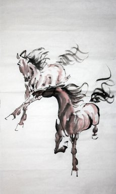 Chinese Painting Horse Chinese Painting Cnag235214