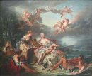 The Abduction Of Europe 1747