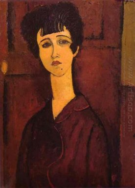 portrait of a girl victoria 1917