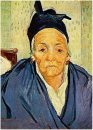 An Old Woman Of Arles 1888