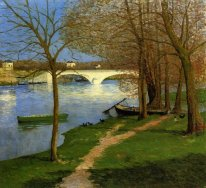 Bridge Over The Loire 1892