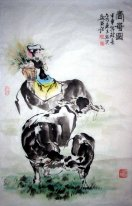 Figure - Birthday - Chinese Painting