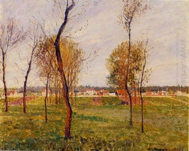 a meadow in moret 1901