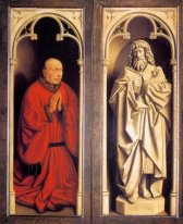 Donor And St John The Baptist 1432