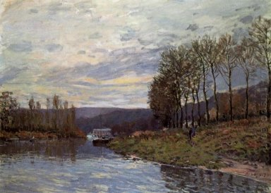 seine at bougival 1873