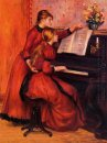The Piano Lesson 1889