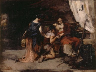 The Blessing Of Isaac