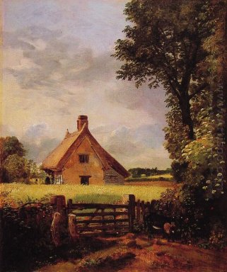A Cottage In A Cornfield 1817