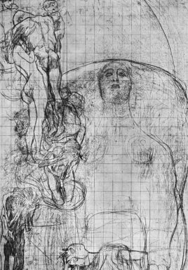 Study For Philosophy 1899