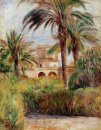 The Test Garden In Algiers 1882