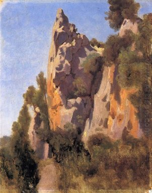 Rocks At Civita Castellana 1827
