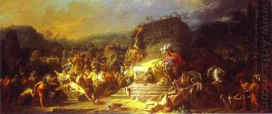 The Funeral Of Patroclus 1778
