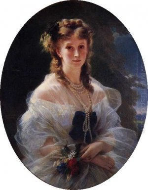 Sophie Trobetskoy Duchess Of Morny