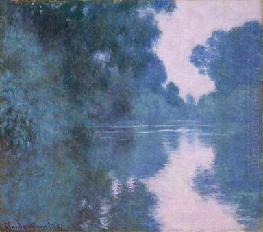 Morning On The Seine Near Giverny 02